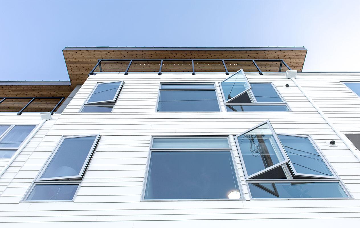 Alki Row Houses