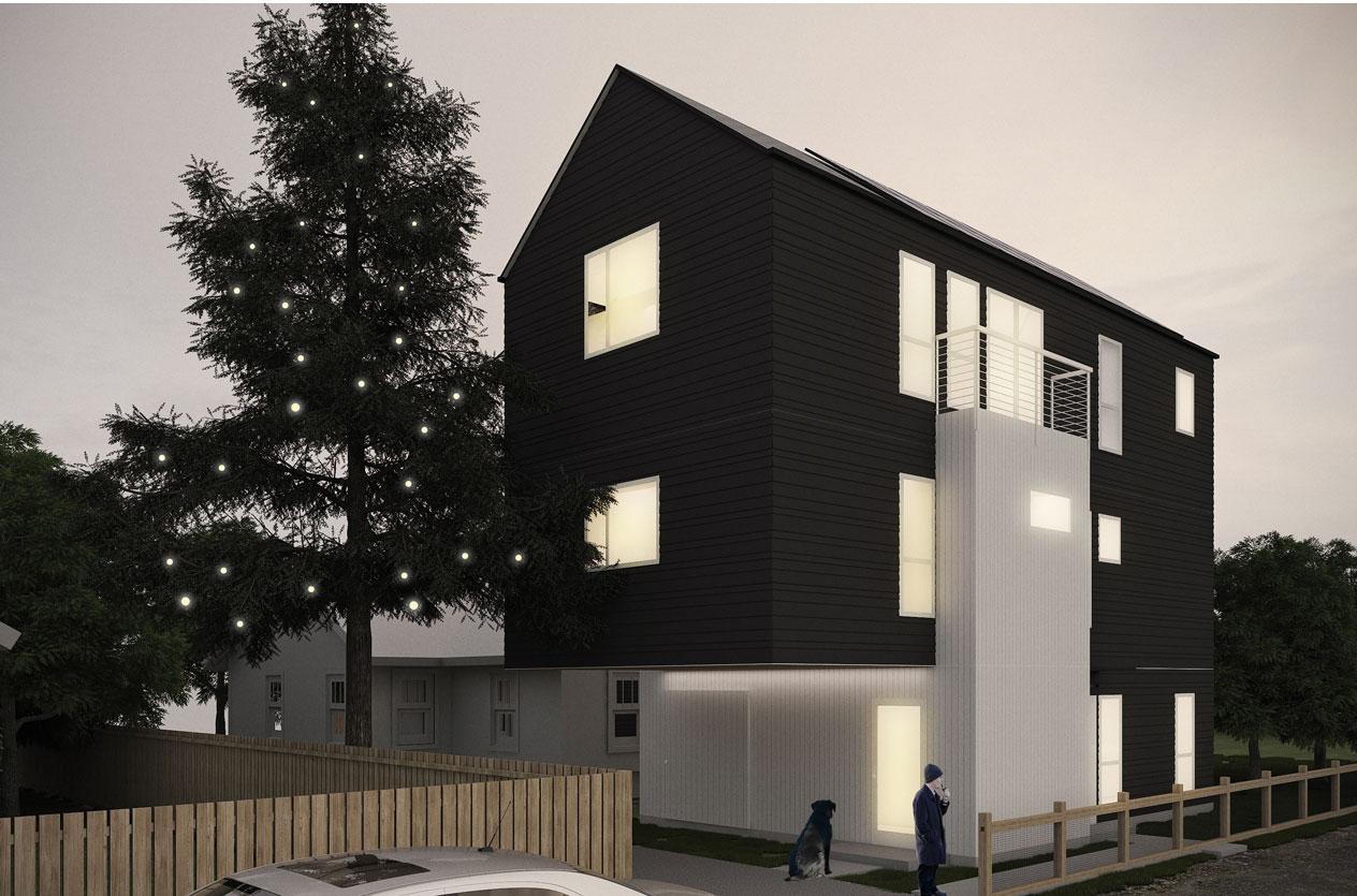 Brighton Duplex