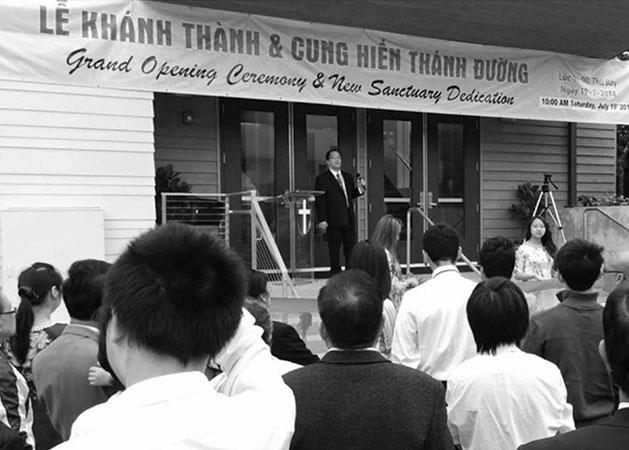 Seattle Vietnamese Church