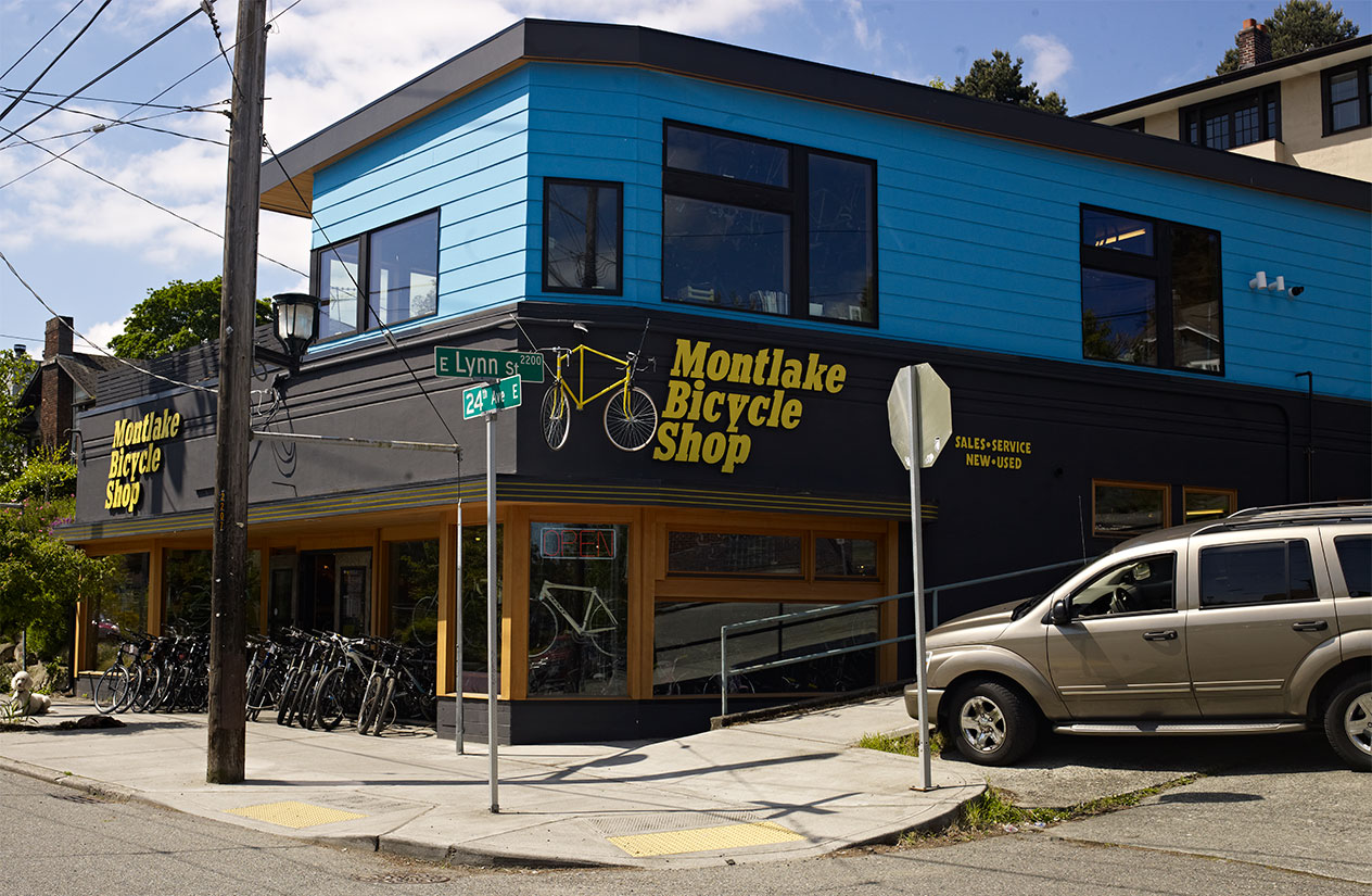 Montlake Bike Shop