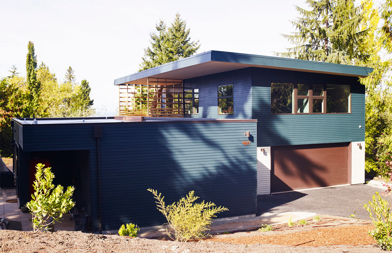West Seattle House