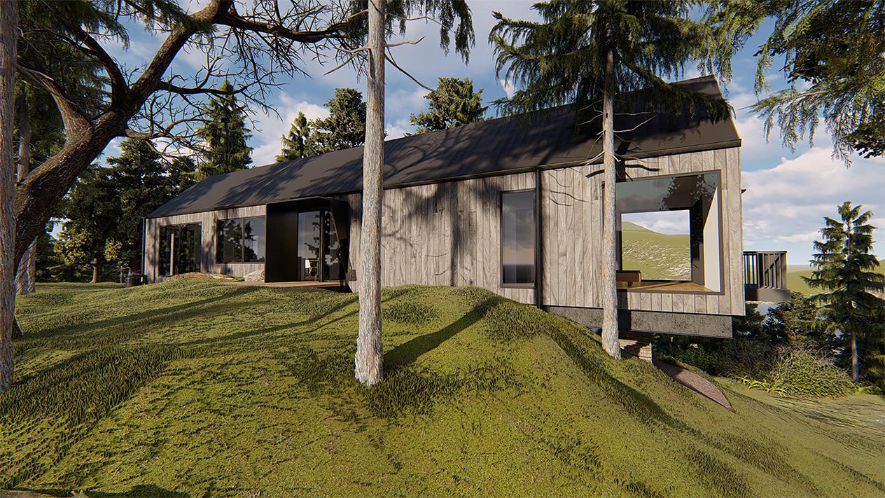 Orcas Island Residence